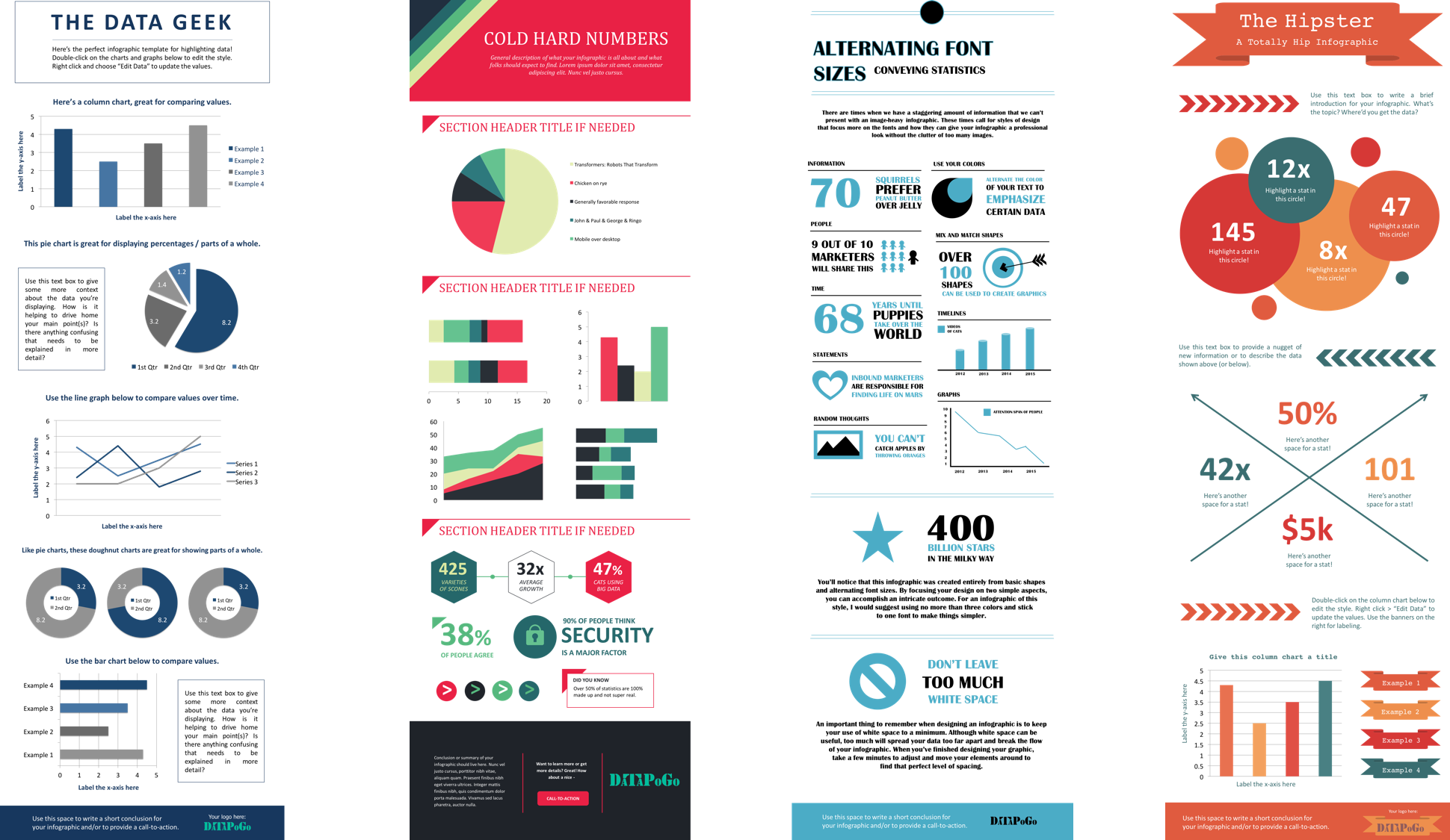Amazing infographic design